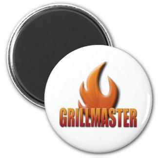 Grillmaster Imán Redondo 5 Cm