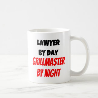 Grillmaster Lawyer Coffee Mug