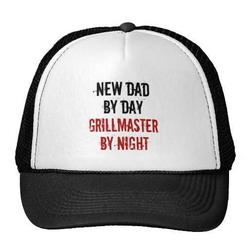 Grillmaster New Dad Hat