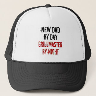 Grillmaster New Dad Trucker Hat