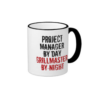 Grillmaster Project Manager Coffee Mug