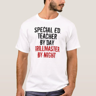 Grillmaster Special Education Teacher T-Shirt