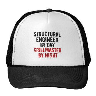 Grillmaster Structural Engineer Trucker Hat
