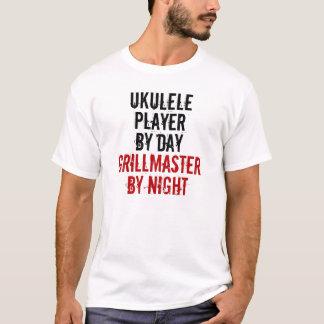 Grillmaster Ukulele Player T-Shirt
