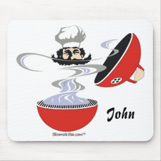 Grillmeister. Mouse Pad