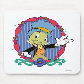 Grillo de Disney Pinocchio Jiminy Alfombrillas De Ratones