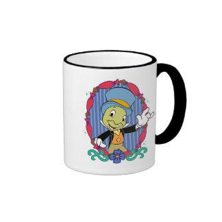 Grillo de Disney Pinocchio Jiminy Tazas