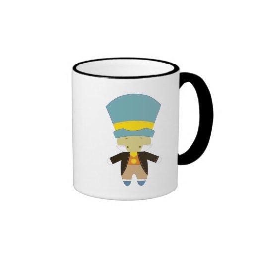 Grillo de Pook-a-Looz Jiminy Taza De Café