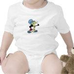 Grillo Disney de Jiminy de Pinocchio Traje De Bebé