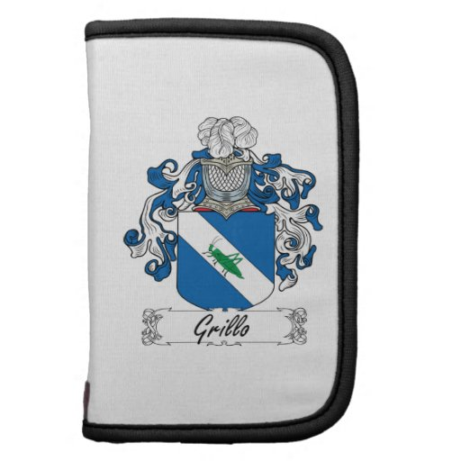 Grillo Family Crest Planners
