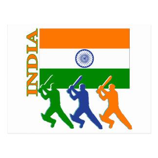 Grillo la India Postal