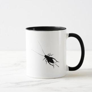 Grillo negro taza