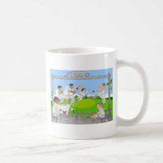 Grillo precioso del grillo taza de café
