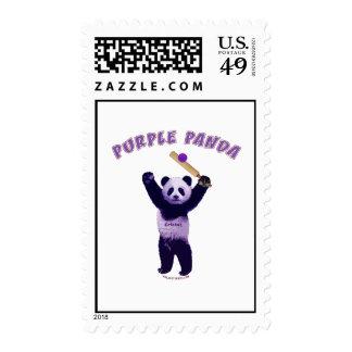 Grillo púrpura de la panda envio