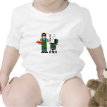 Grillography Baby Bodysuits