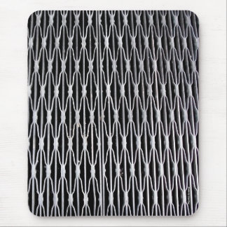 Grillwork Abstract Mousepad