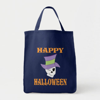 Grim Dandy Tote Bag