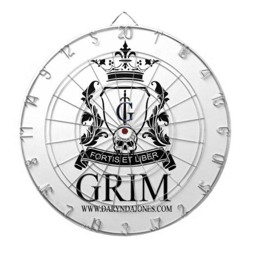 GRIM Dart Board