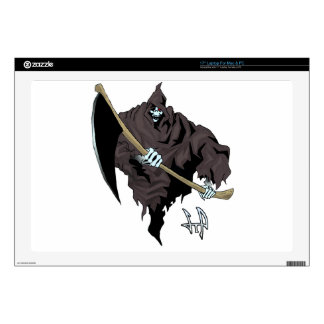 Grim Edge Style Decals For Laptops