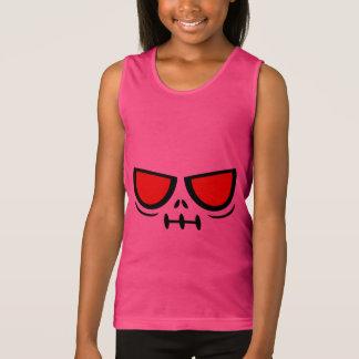 Grim Face™ Brand Girl's Custom Tank Top