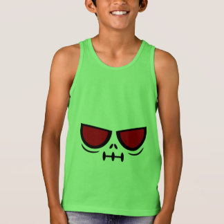 Grim Face™ Brand Kid's Custom Tank Top