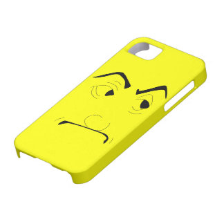 Grim Face iPhone 5 Cover
