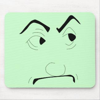 Grim Faced Mousepad