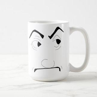 Grim Faced Mug