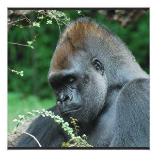 Grim Gorilla Personalized Invite