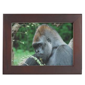 Grim Gorilla Keepsake Box