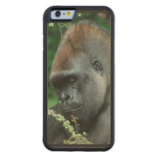 Grim Gorilla Carved® Maple iPhone 6 Bumper Case