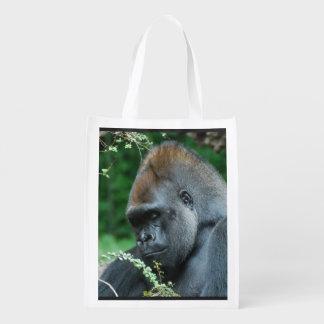 Grim Gorilla Grocery Bag