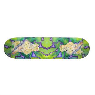 Grim Granny Skateboard