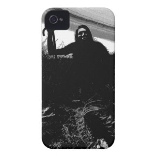 Grim Man iPhone 4 Covers