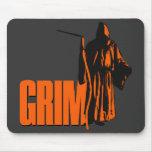 Grim Mouse Pads