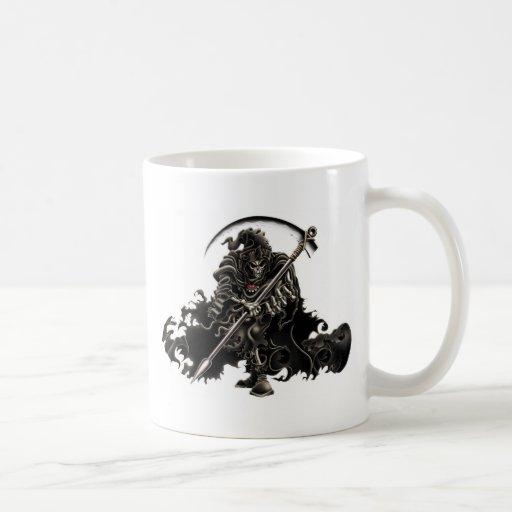 Grim Reapear - Coffee/Tea Cup Classic White Coffee Mug