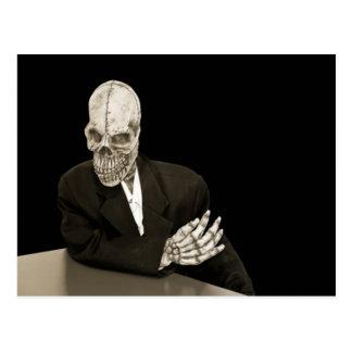 Grim Reaper 3 Postcard