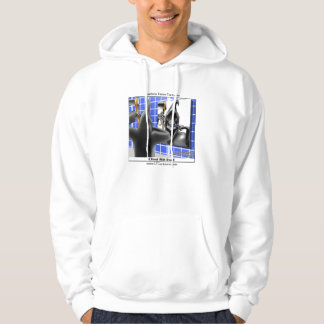Grim Reaper: A Brush With Death Funny Hoodie by Ri