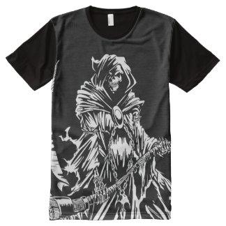Grim Reaper All-Over Print T-shirt