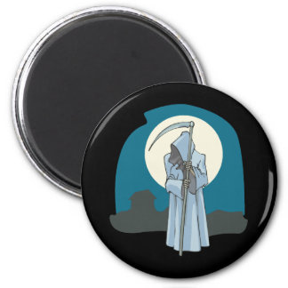 Grim Reaper and Moon Magnet
