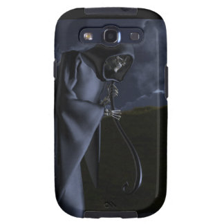 Grim Reaper at the Office Samsung Galaxy S3 Cover