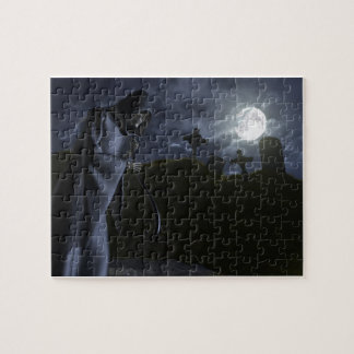 Grim Reaper at the Office Jigsaw Puzzle
