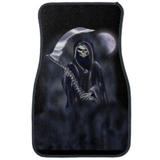 Grim Reaper Car Floor Mat