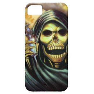 Grim Reaper iPhone 5 Cover
