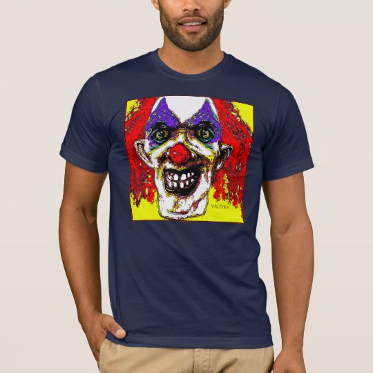 """Grim Reaper Clown from """"The Family"""" by Valpyra T-Shirt"""