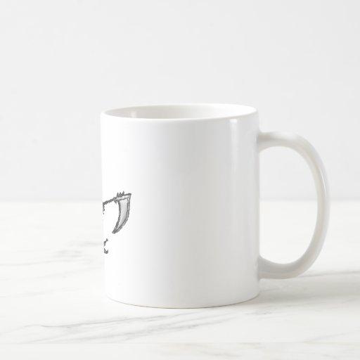 Grim Reaper Coffee Mugs