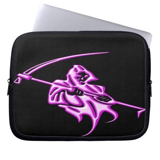 Grim Reaper Computer Sleeve