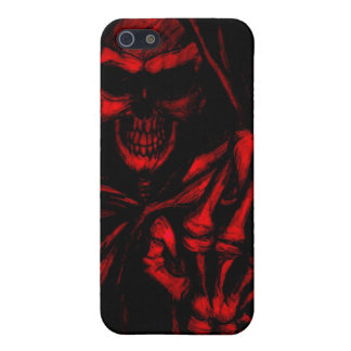 Grim Reaper Cover For iPhone SE/5/5s