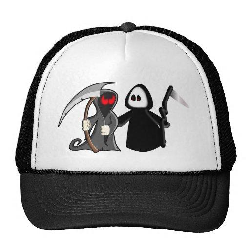 Grim Reaper Death Hat