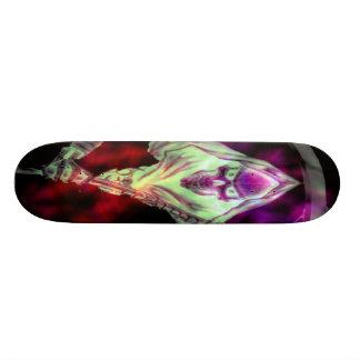 Grim Reaper Goth Skateboard